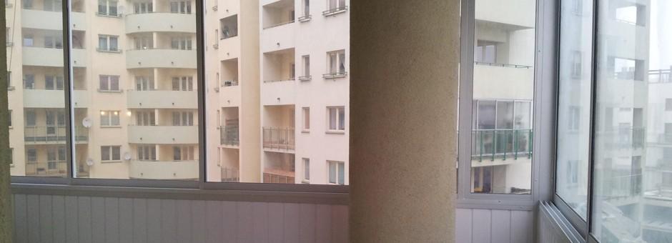 Profesjonalny system zabudowy balkonów